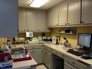 In-House Diagnostic Laboratory